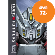 Produktbilde for Transformers: IDW Collection Phase Two Volume 8 (BOK)