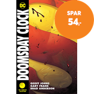 Produktbilde for Doomsday Clock: The Complete Collection (BOK)