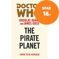 Produktbilde for Doctor Who and The Pirate Planet (target collection) (BOK)