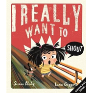 Produktbilde for I Really Want to Shout (BOK)