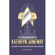 Produktbilde for The Autobiography of Kathryn Janeway (BOK)