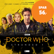 Produktbilde for Doctor Who - Stranded 1 (BOK)