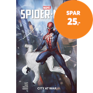 Produktbilde for Spider-man: City At War (BOK)