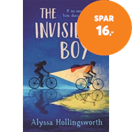 Produktbilde for The Invisible Boy (BOK)
