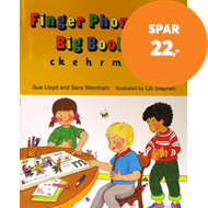 Produktbilde for Finger Phonics (BOK)