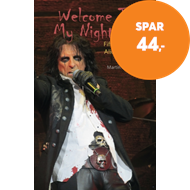 Produktbilde for Welcome To My Nightmare - Fifty Years of Alice Cooper (BOK)