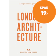 Produktbilde for An Opinionated Guide To London Architecture (BOK)