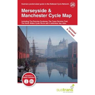 Produktbilde for Merseyside & Manchester Cycle Canal - Including the Pennine Cycleway, The Trans Pennine Trail, The N (BOK)