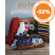 Produktbilde for Harry Potter Knitting Magic (BOK)