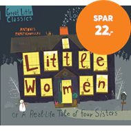 Produktbilde for Little Women - or a Real-Life Tale of Four Sisters (BOK)