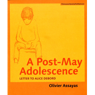 Produktbilde for Post-May Adolescence - Letter to Alice Debord (BOK)