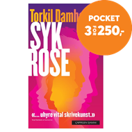 Produktbilde for Syk rose - roman (BOK)
