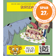 Produktbilde for Bursdag (BOK)