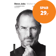 Produktbilde for Steve Jobs (BOK)