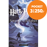 Produktbilde for Harry Potter og fangen fra Azkaban (BOK)