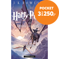 Produktbilde for Harry Potter og Føniksordenen (BOK)