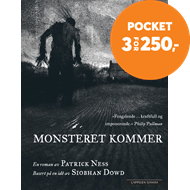 Produktbilde for Monsteret kommer (BOK)