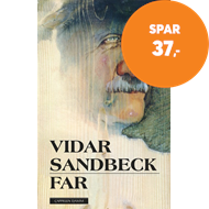 Produktbilde for Far - roman (BOK)