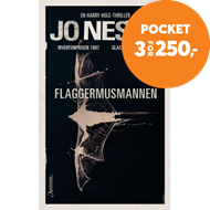 Produktbilde for Flaggermusmannen - en Harry Hole-thriller (BOK)