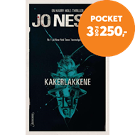 Produktbilde for Kakerlakkene - en Harry Hole-thriller (BOK)