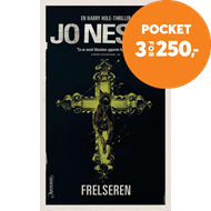 Produktbilde for Frelseren - en Harry Hole-thriller (BOK)