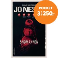 Produktbilde for Snømannen - en Harry Hole-thriller (BOK)
