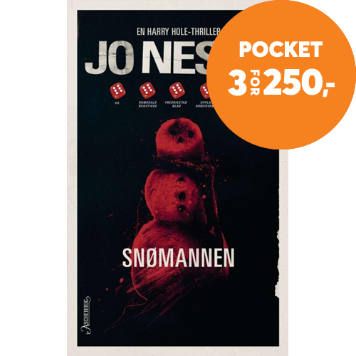 Snømannen - en Harry Hole-thriller (BOK)