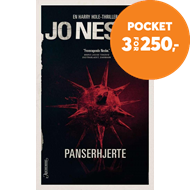 Produktbilde for Panserhjerte - en Harry Hole-thriller (BOK)