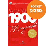 Produktbilde for 1900 - morgenrød (BOK)