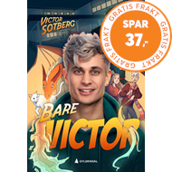 Produktbilde for Bare Victor (BOK)