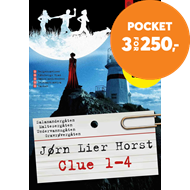 Produktbilde for Clue 1-4 (BOK)