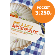 Produktbilde for Berlinerpoplene - roman (BOK)