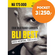 Produktbilde for Bli best med mental trening (BOK)
