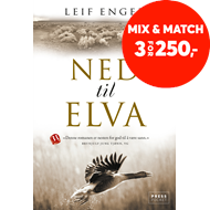 Produktbilde for Ned til elva (BOK)