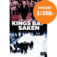 Produktbilde for Kings Bay-saken (BOK)