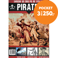 Produktbilde for Pirater (BOK)