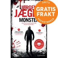 Produktbilde for Monster - kriminalroman (BOK)
