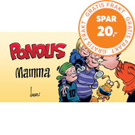 Produktbilde for Mamma (BOK)