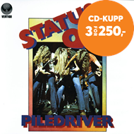 Produktbilde for Piledriver (Remastered) (CD)