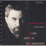 Produktbilde for Thommessen: A Glass Bead Game/From Above (CD)