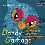 Produktbilde for Ness: Dandy Garbage (CD)