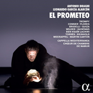 Produktbilde for El Prometeo (CD)