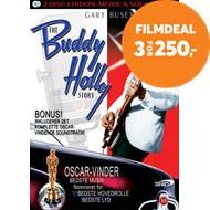Produktbilde for The Buddy Holly Story (DVD)