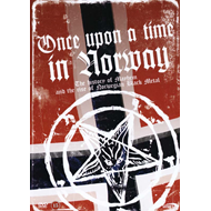 Produktbilde for Once Upon A Time In Norway - The History Of Mayhem And The Rise Of Norwegian Black Metal (DVD)
