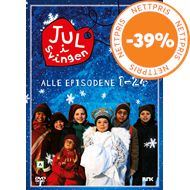 Produktbilde for Jul I Svingen - Alle Episodene (DVD)