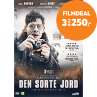 Produktbilde for Mr. Jones / Den Sorte Jord (DVD)