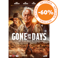 Produktbilde for Gone Are The Days (DVD)