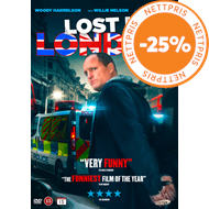 Produktbilde for Lost In London (DVD)