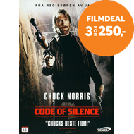 Produktbilde for Code Of Silence (DVD)
