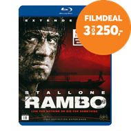 Produktbilde for Rambo - Extended Cut (BLU-RAY)